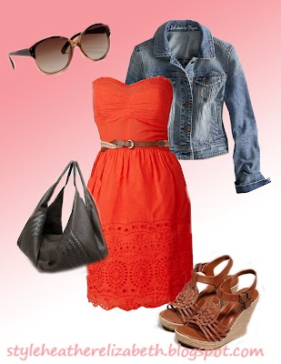 Spring Dress, Party Dress (American Eagle): American Eagles Summer Outfit, Spring Dresses, Party Dresses, Jeans Jackets, Spring Boots And Dresses, Denim Jackets, Dresses American, American Eagles Clothing, Dresses Party