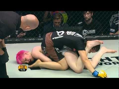 Cage Warriors 47: Rosi Sexton v Aisling Daly - Dublin, Ireland
