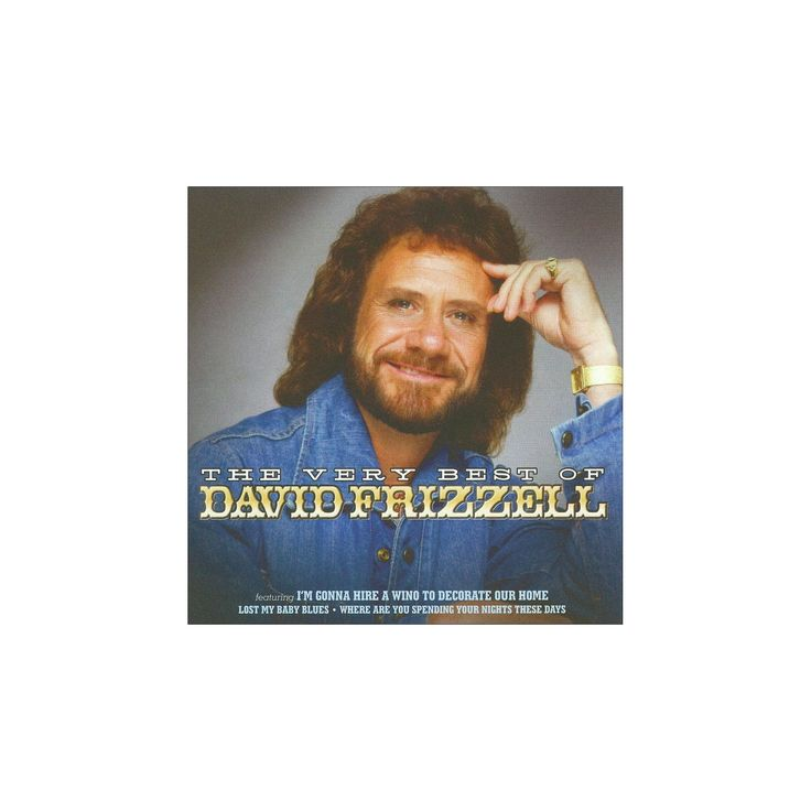 David frizzell - Very best of david frizzell (CD)