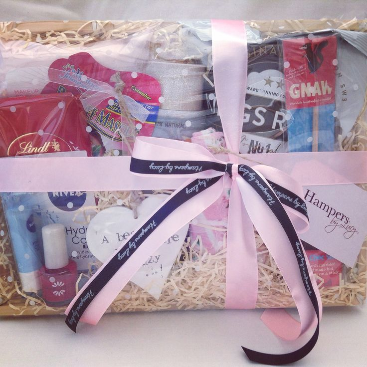 25+ Best Ideas About Birthday Hampers On Pinterest