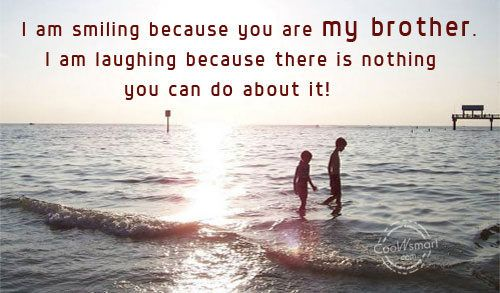 Brother Quotes, Sayings About