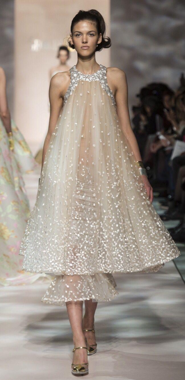 Georges Chakra Spring Couture 2015 Paris