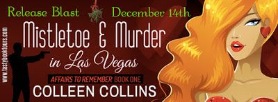 Book-o-Craze: Release Blast {Giveaway} -- Mistletoe and Murder i...