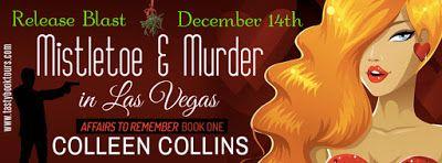 Book-o-Craze: Release Blast {Giveaway} -- Mistletoe and Murder i...