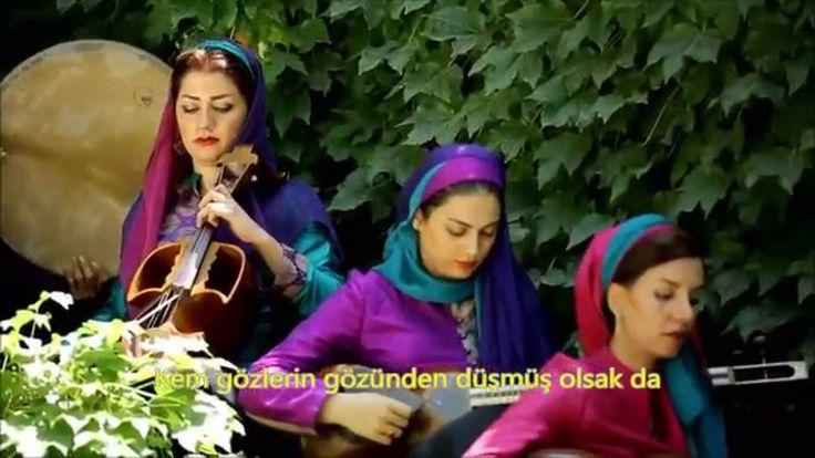 İranlı kadın şarkıcılardan çok güzel bir Farsça şarkı