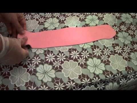 Приготовление мастики и украшение торта - YouTube