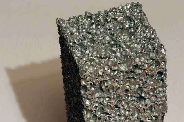 Titanium Foam article