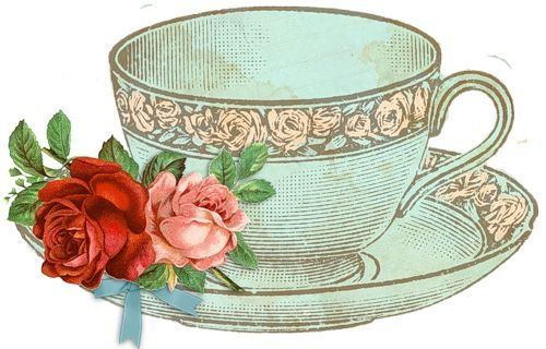 По чашечке чаю,сударыня?