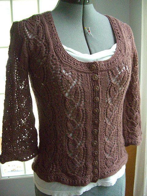 Myrtle knit Cardigan