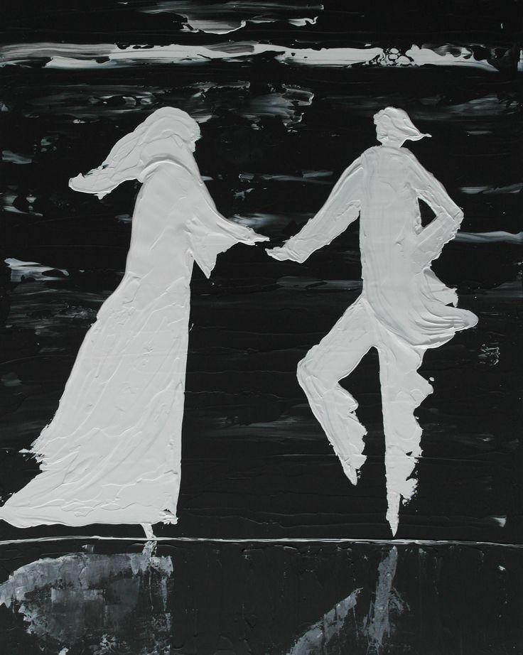 Kim Noble (Anon) - DANCE AWAY