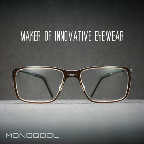 We make innovative eyewear... using 3D printing and advanced technology.
