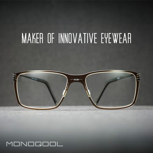 We make innovative eyewear... using 3D printing and advanced technology.