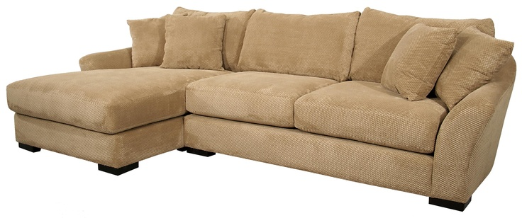 This is my sectional but in black and the chaise is on