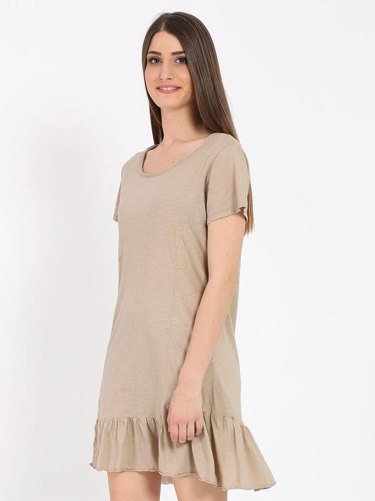 Φόρεμα με βολάν - 19,98 € - http://www.ilovesales.gr/shop/forema-me-volan-27/