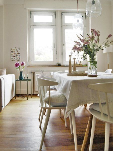 42 best #Skandinavisch images on Pinterest Dining room, Dining - deko wohnzimmer skandinavisch