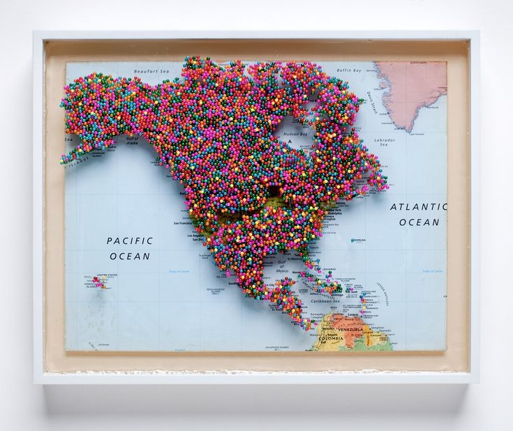234 best diy ideas with maps images on pinterest world maps evan drolet cook places i havent been north america 2011 map pins resin wood 18 x 24 in gumiabroncs Choice Image