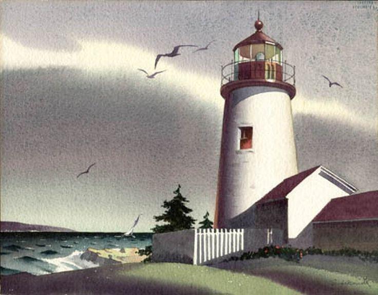 Белый маяк