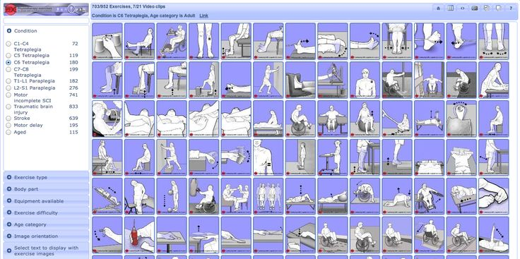 19 Best Images About Physiotherapy Exercises For Back Pain