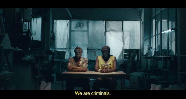 Amnesty International's video: Terrorists #humanrights #filmmaking #socialawareness #LGBTIQ #amnesty