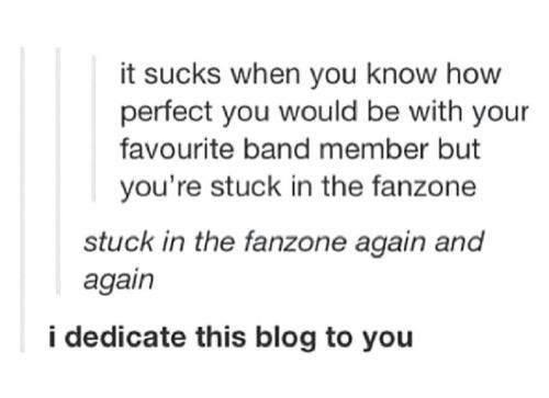 I thought of both one direction and 5sos when I read this