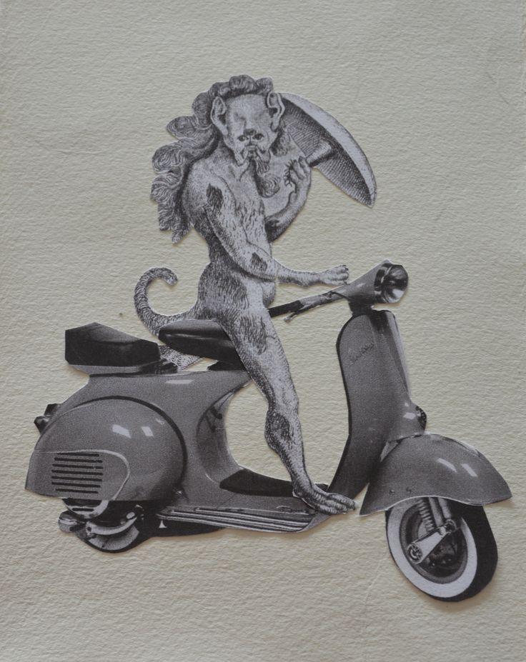 Ride like the Devil