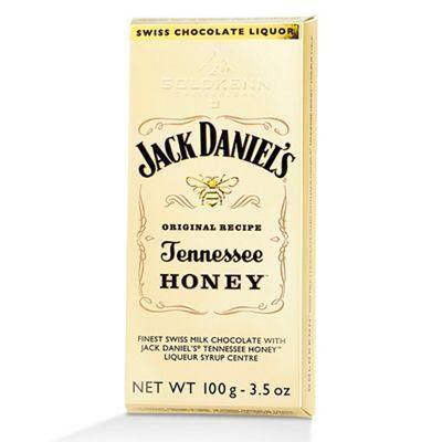 Goldkenn Jack Daniel's honey liquor bar 100g | Debenhams