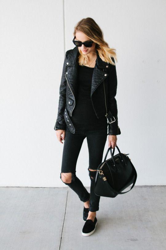 Best 25+ Dark edgy fashion ideas on Pinterest | Edgy chic fashion Edgy mens fashion and Womenu0026#39;s ...