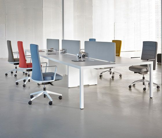 Desking Systems | Desk Systems | Prisma | Actiu | Sylvain. Check It Out On
