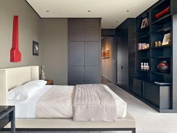 Russian Hill Highrise - modern - bedroom - san francisco - Zack|de Vito Architecture + Construction