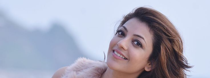 Kajal Agarwal Cute Face Close Up Photos