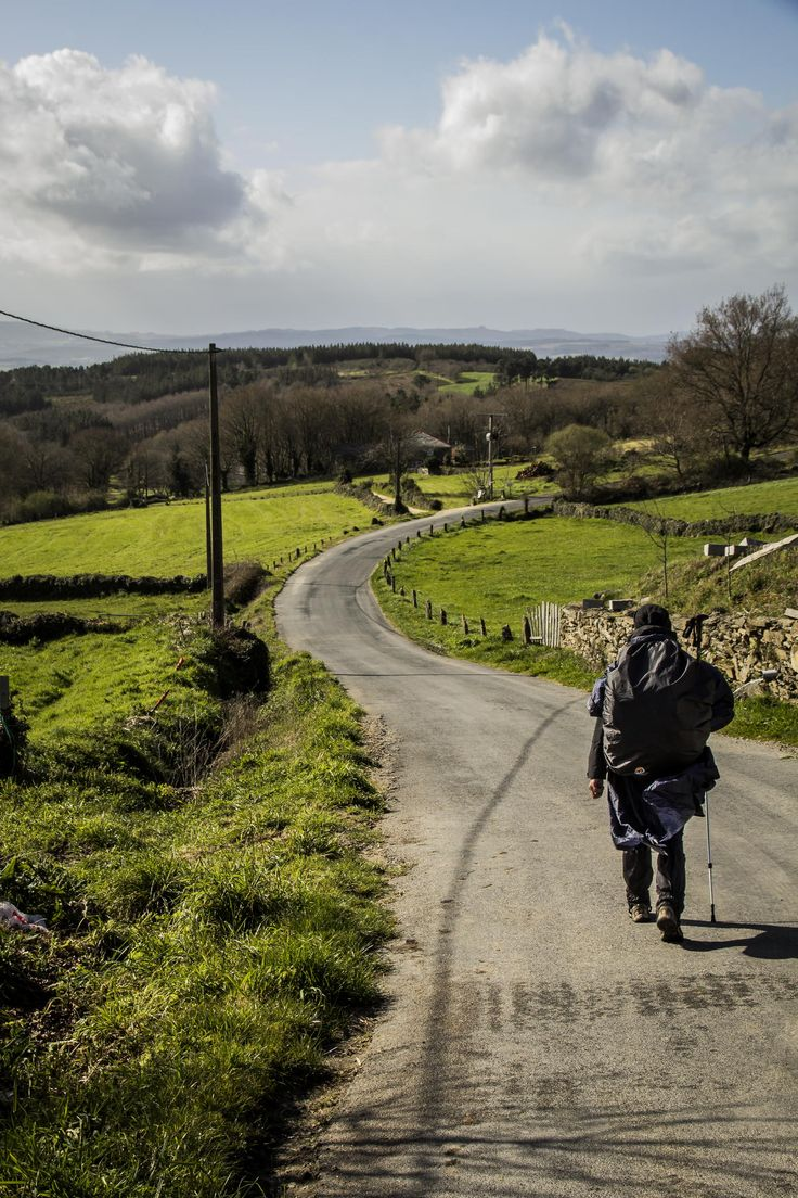 Walking in Galicia by Diego López on 500px