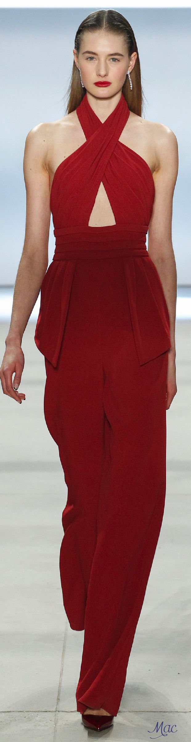 Fall 2016 Ready-to-Wear Cushnie et Ochs