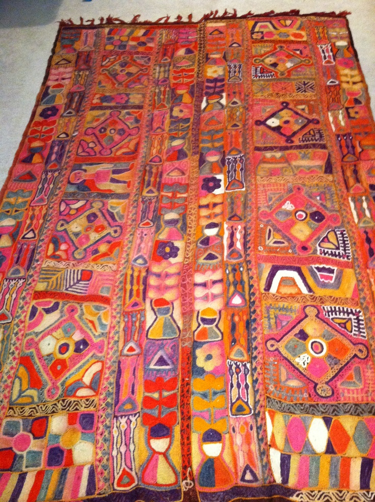 1960 S Vintage Samawah Iraq Tribal Rug Kilim And Rugs