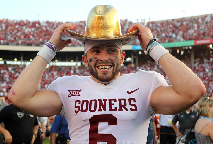 Oklahoma Football: Mayfield's NFL future, the Kansas State Wildcats - Crimson And Cream Machineclockmenumore-arrownoyesHorizontal - WhiteHorizontal - WhiteStubhub LogoHorizontal - White : Matt Miller of Bleacher Report, along with an NFL scout, believe Oklahoma QB Baker Mayfield could be a franchise player in the NFL.