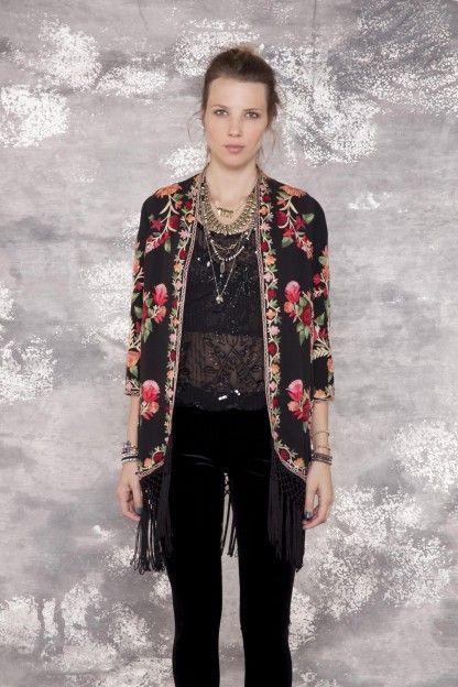 Kimono Andromia Short Dakota