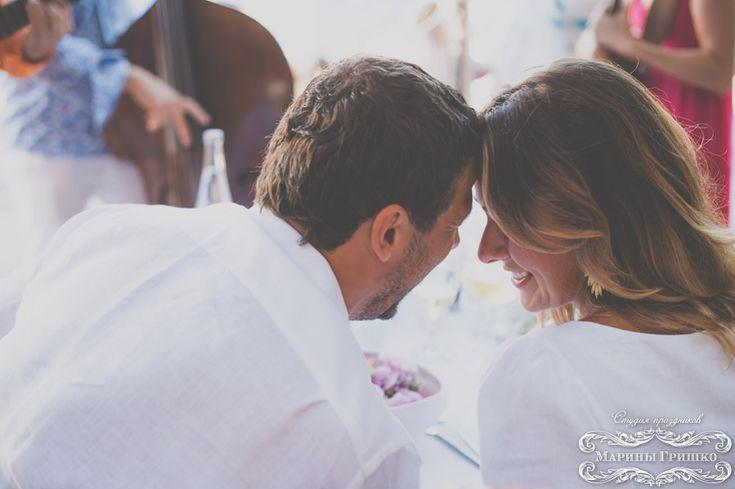 История одного предложения, фото - портфолио агентства свадеб и праздников Марии Гришко grishko.org