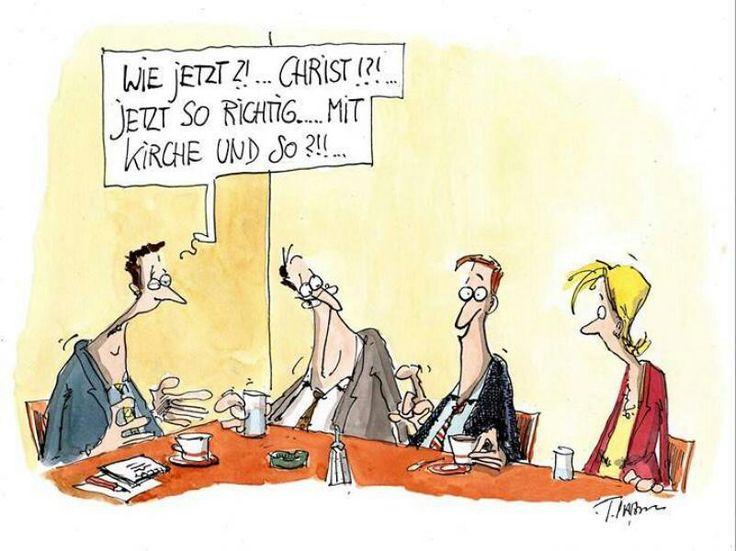 WAS IST EIN #CHRIST? Wie jetzt?! ... #Christ!?! ...Jetzt ...