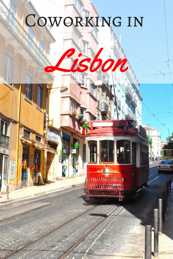 Explore the many beautiful coworking spaces Lisbon has to offer. On Coworker.com you can read reviews, ask questions, and reserve a desk at your dream coworking space. | Digital Nomads in Portugal, Coworking Lisbon, Working Remotely in Lisbon