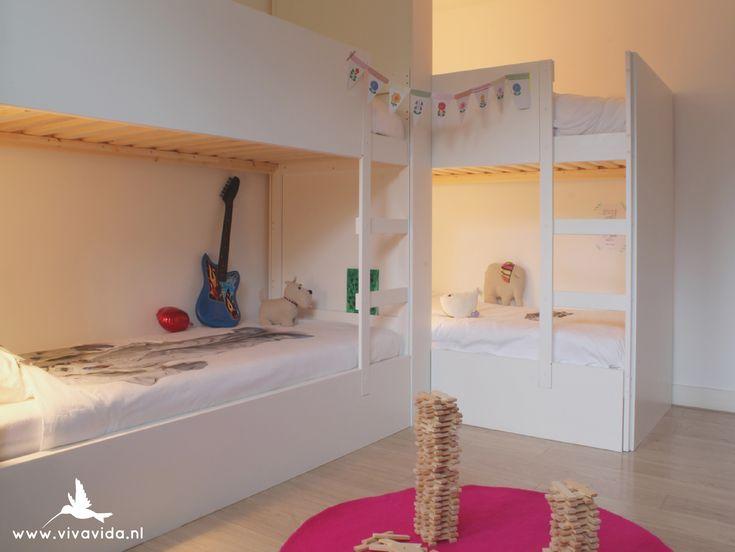 family retreat   VIVA VIDA  styling children's room   interior design, styling