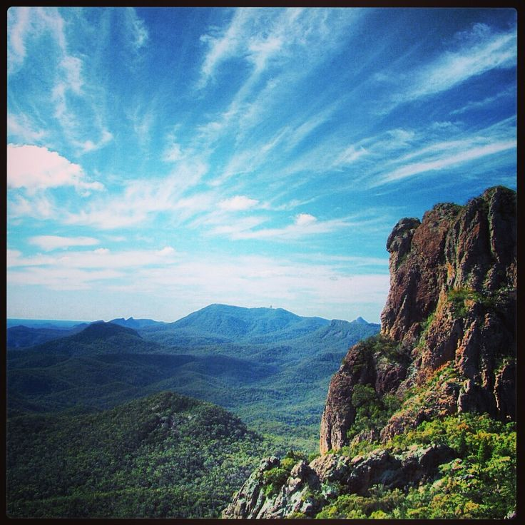 Warrumbungle National Park NSW