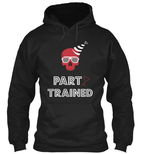 Part Trained Black Hoo Drinker Gifts Gift Ideas Beer Wine Whiskey