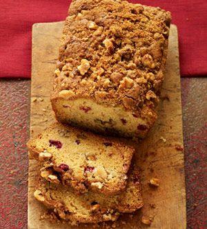Apple Strusel Bread
