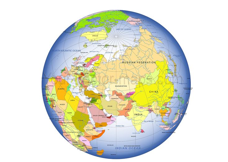 18 best Globe map images on Pinterest Globe Country names and