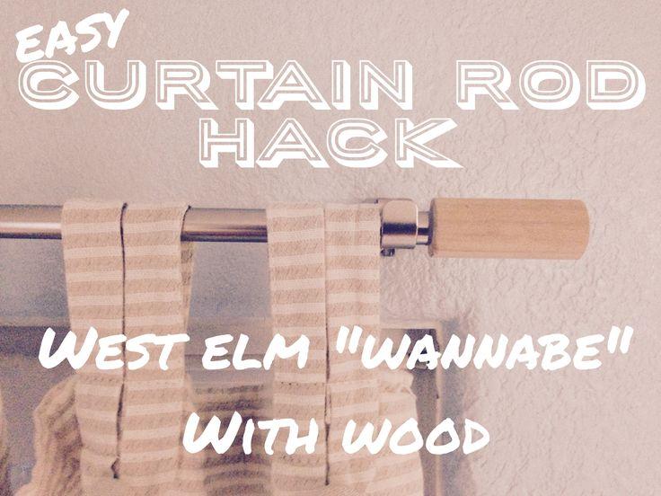 17 best ideas about Cheap Curtain Rods on Pinterest | Cheap ...