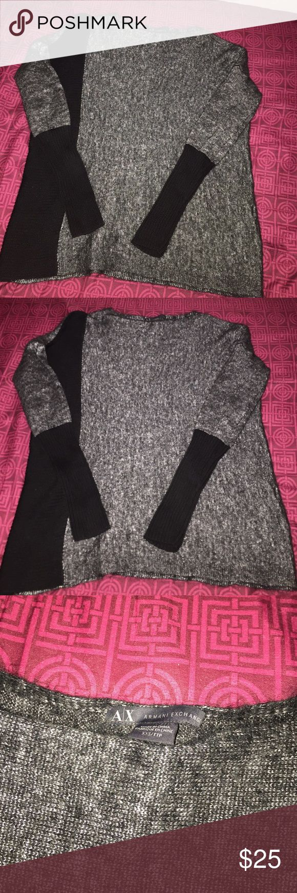 Pullover sweater Wool and mohair sweater, great piece to pair with leggings Armani Exchange Sweaters Crew & Scoop Necks