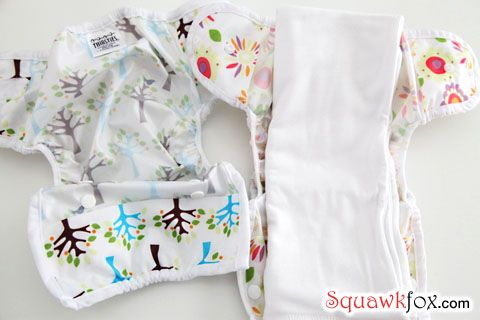 Saving Money Using Cloth Diapers