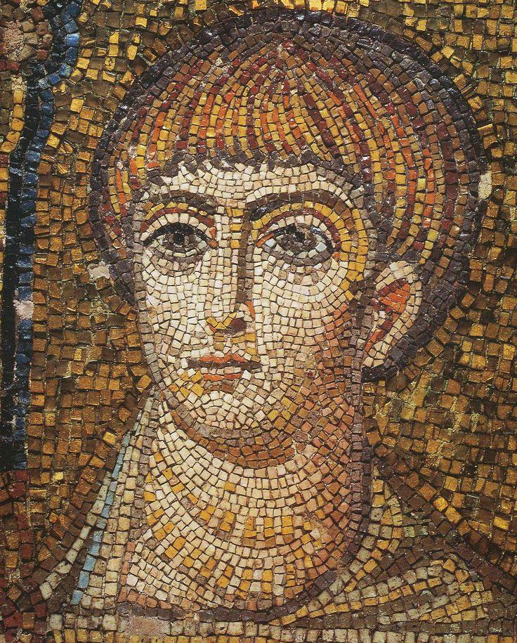 Rotonda di San Giorgio, Salonicco, I mosaici, la metà del V secolo