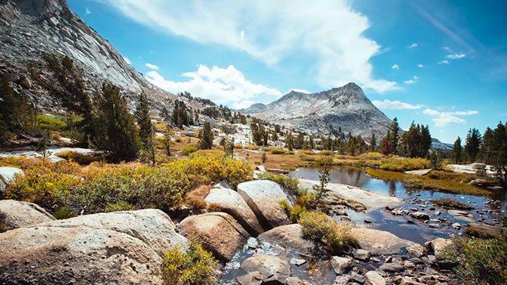 Parcourez les paysages somptueux du Yosemite au cours d'une expédition de 10 mois