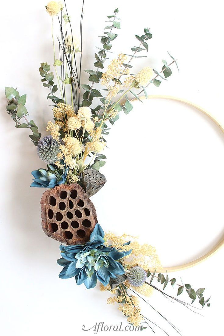 Home Decor Cottage Wildflowers Weddings Rustic Wedding Crafts Floral Supply Dried Straw flowers 25 With Long Wired Stems for Bouquets