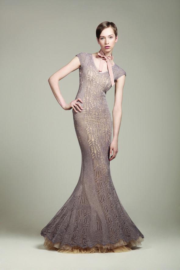 KV Couture, fashion designer Kristina Viirpalu, Milvi dress